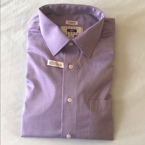 New with tags. Men's dress shirt, Joseph Abboud